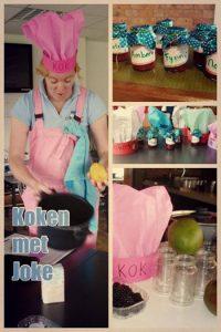 Koken met Joke